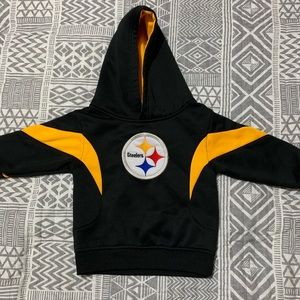 PITTSBURGH Steelers toddler hoodie